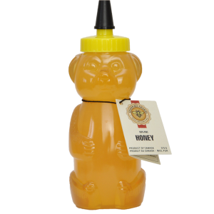 375G Honey Bear $5.00