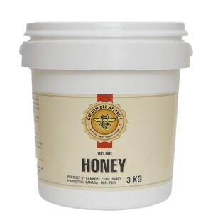 3 Kg Bulk Honey $20.00