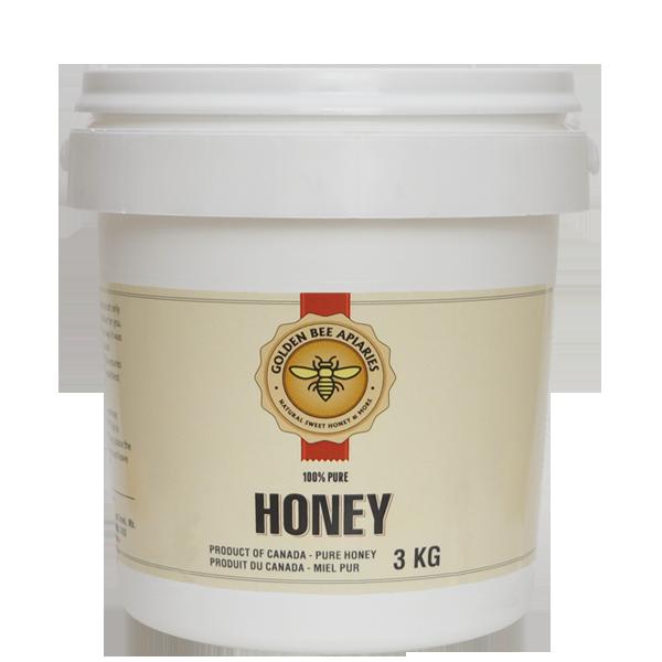 3 Kg Bulk Honey $20.00