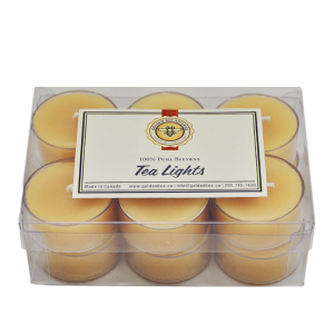 Tea Light 12 Pack $15.00