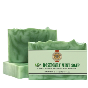 Rosemary Mint Soap $5.00