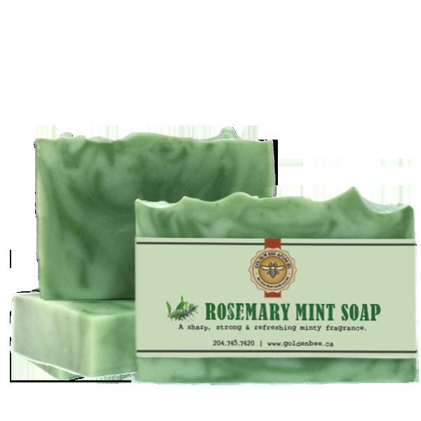 Rosemary Mint Soap $5.00