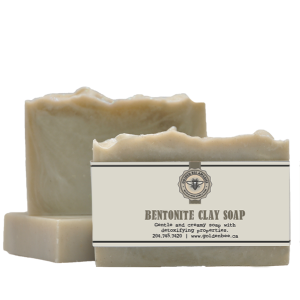 Bentonite Clay Soap $5.00