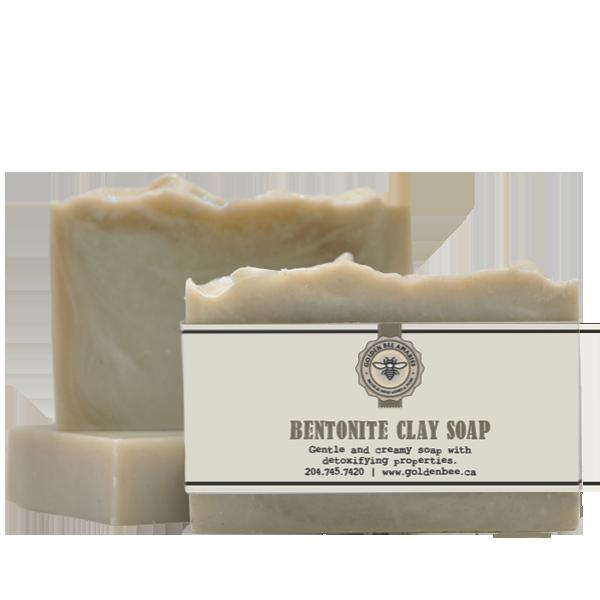 Bentonite Clay Soap $5.00