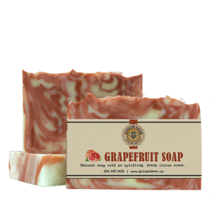Grapefruit Soap $5.00