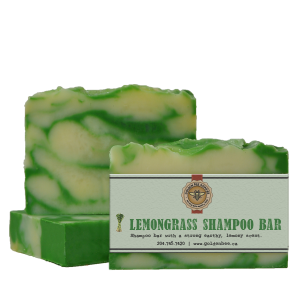 Lemongrass Shampoo Bar $5.00