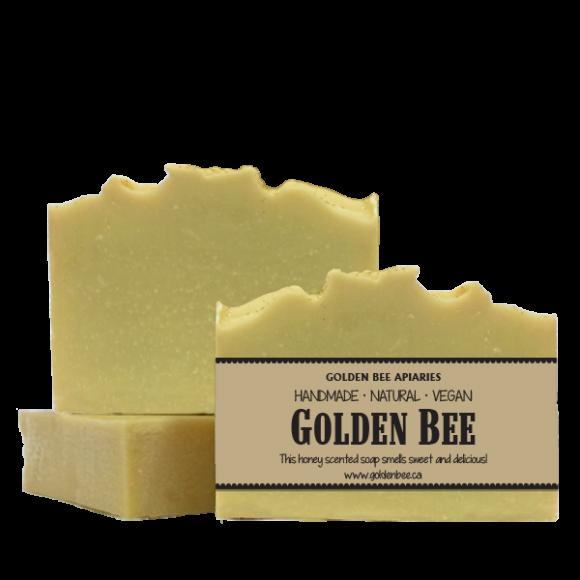 Golden Bee Soap1