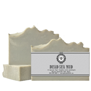 Dead Sea Mud Soap $5.00