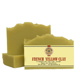 French Yellow Clay $5.00